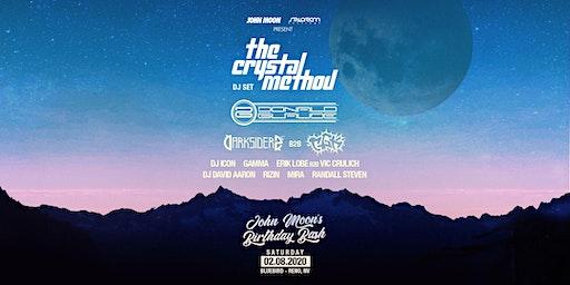 The Crystal Method, Donald Glaude, Darksiderz & CG
