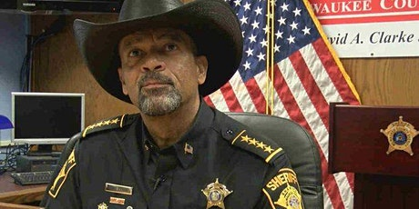 Spend an evening with America's favorite Sheriff, David Clarke tickets