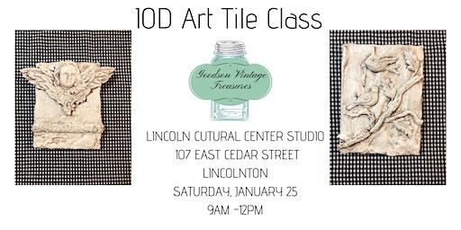 IOD Art Tile Class