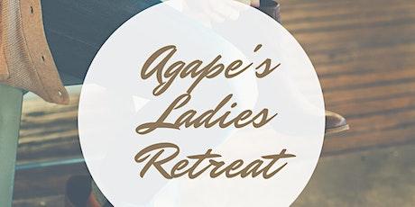 Agape's Lady Retreat tickets