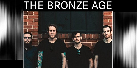 The Bronze Age w/ Here Here, Linqo, and RVBII tickets