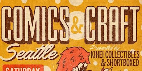 Comics & Craft: Seattle  tickets