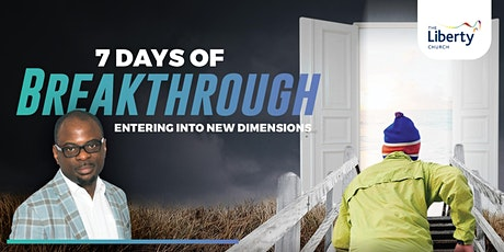 Q1 London Breakthrough Night 2020 - ENTERING INTO NEW DIMENSIONS tickets