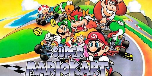 Aberdeen - Super Mario Kart Championship 2020