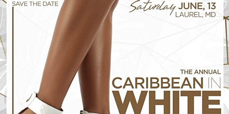 Caribbean in White~ All White Charity Fete tickets