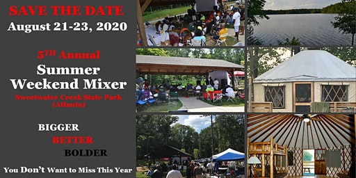 5th Annual Summer Weekend Mixer