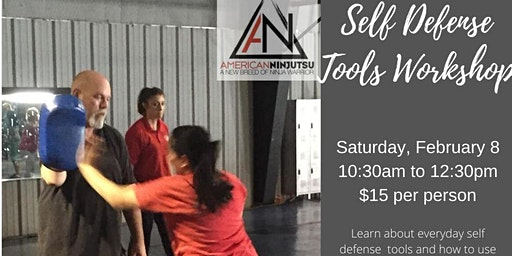 Self Defense Tools Workshop
