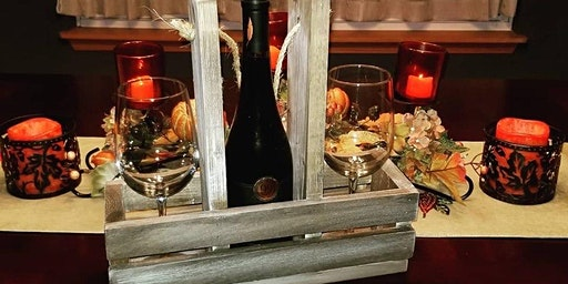 Wine caddy workshop