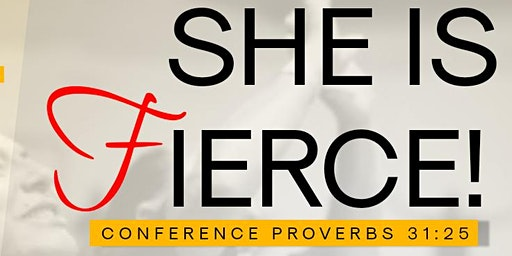 "Godly Women Win Community: ""She Is FIERCE!"""