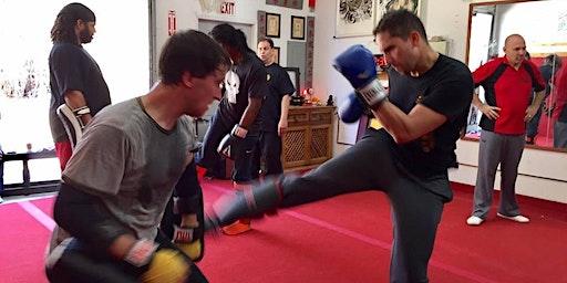 SanDa Boxing and Lama Pai Seminar