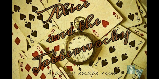 Alice and the Jabberwocky: A Pop-Up Escape Room