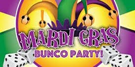 Mardi Gras Bunco Night