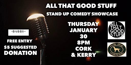 All That Good Stuff Cork & Kerry Showcase