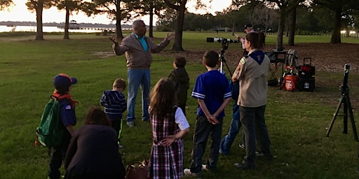 Astronomy in the Park Wednesdays