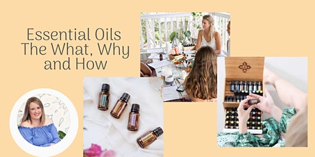 Essential Oils - More Than You Expect tickets