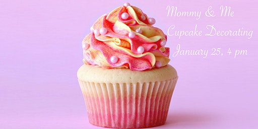 Mommy & Me Cupcake Decorating