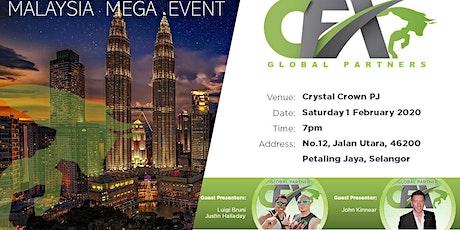 CFX MALAYSIA MEGA LIVE EVENT  tickets