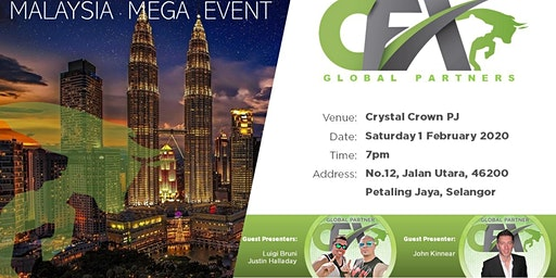 CFX MALAYSIA MEGA LIVE EVENT