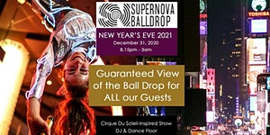 New years ball drop 2021 video game