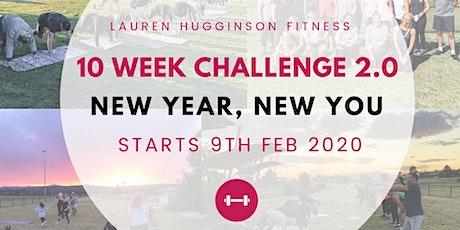 LHF 10 Week Challenge tickets