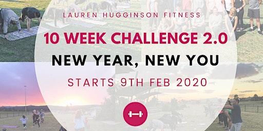 LHF 10 Week Challenge