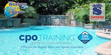 El Cajon - CPO Certification Class tickets