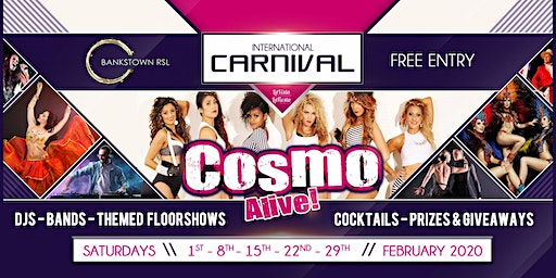 International Carnival - Cosmo Alive!