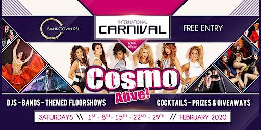 International Carnival - Cosmo Alive!