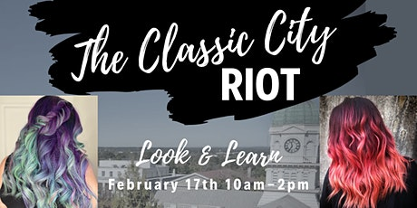 The Classic City Riot tickets