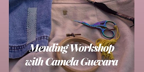 Mending Workshop tickets