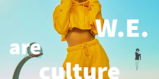 W.E. ARE CULTURE - Model & Vendor/Designer Registration