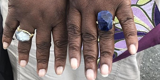 Put A Ring On It - Wire Wrapping Workshop (Reiki Week in NC)