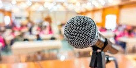 Taller de Oratoria y Presentaciones en Público entradas