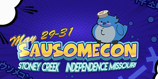 Sausomecon 2020 at Stoney Creek in Independence Missouri