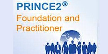 Prince2 Foundation & Practitioner Certification 5 Days Training in Brisbane tickets