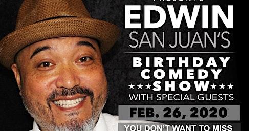 Edwin San Juan & Friends • Brea, CA.