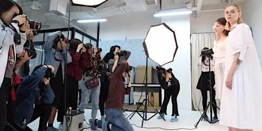 遇见NYC 棚拍人像摄影课程