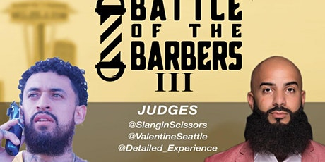 Battle Of The Barbers 3 tickets