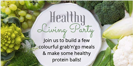 Chicboxing Salad & Ball Party! tickets