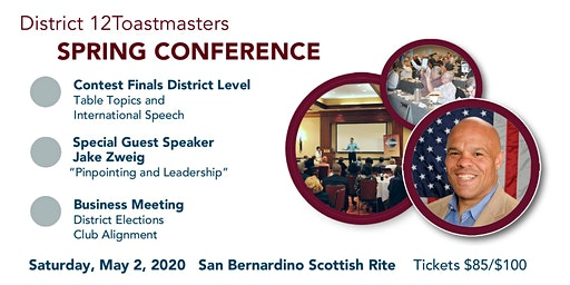 Spring Conference 2020