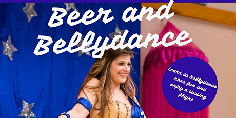 Beer and Bellydance tickets