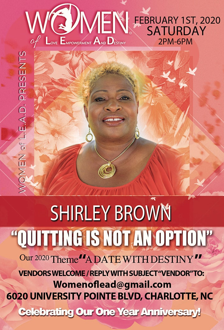 Quitting Is Not An Option image