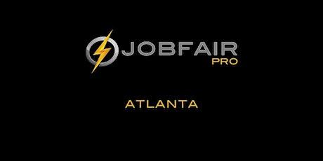 Atlanta Job Fair at The Westin Peachtree Plaza tickets