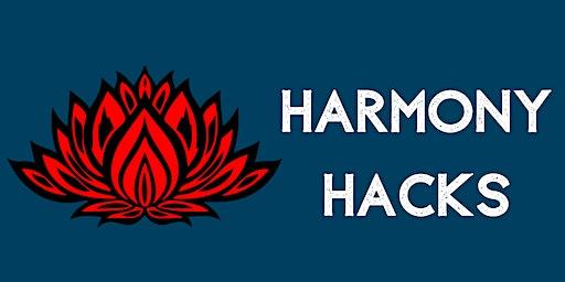 HarmonyHacks—A Bay Area High School Hackathon