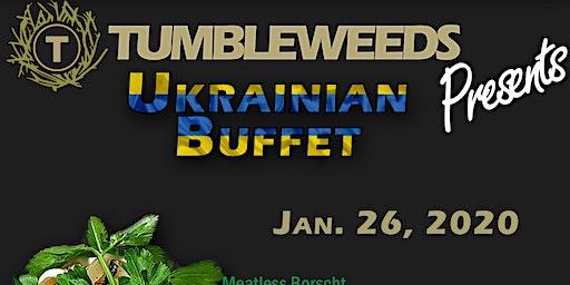 UKRAINIAN BUFFET