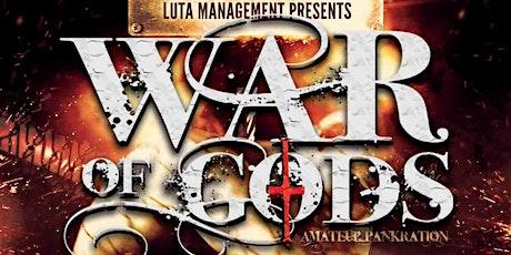 War of Gods II tickets