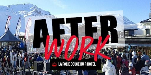 Afterwork : La Folie Douce du R Hotel