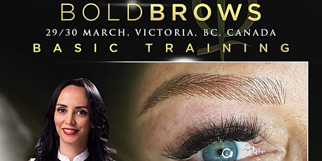Bold Brows Victoria, BC, Canada March 2020 tickets