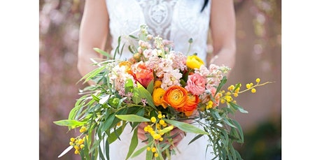 Bridal Party Floral Design 101  (02-20-2020 starts at 6:00 PM) tickets