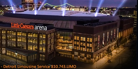 Little Caesars Arena | Detroit Limo Service tickets